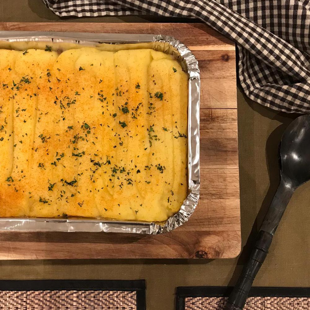 Cool Food White Cottage - Cottage Pie Meals Auckland NZ